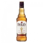 BELL'S ORIGINAL SCOTCH WHISKY 40% 0.5L