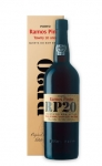 PORTO RAMOS PINTO 20 YEARS OLD PORT, QUINTA DO BOM RETIRO (ORYGINALNY KARTONIK)