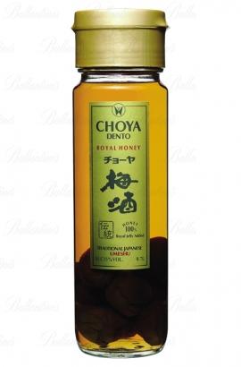 Choya Umeshu Royal Honey 075 Słodkie Wineport